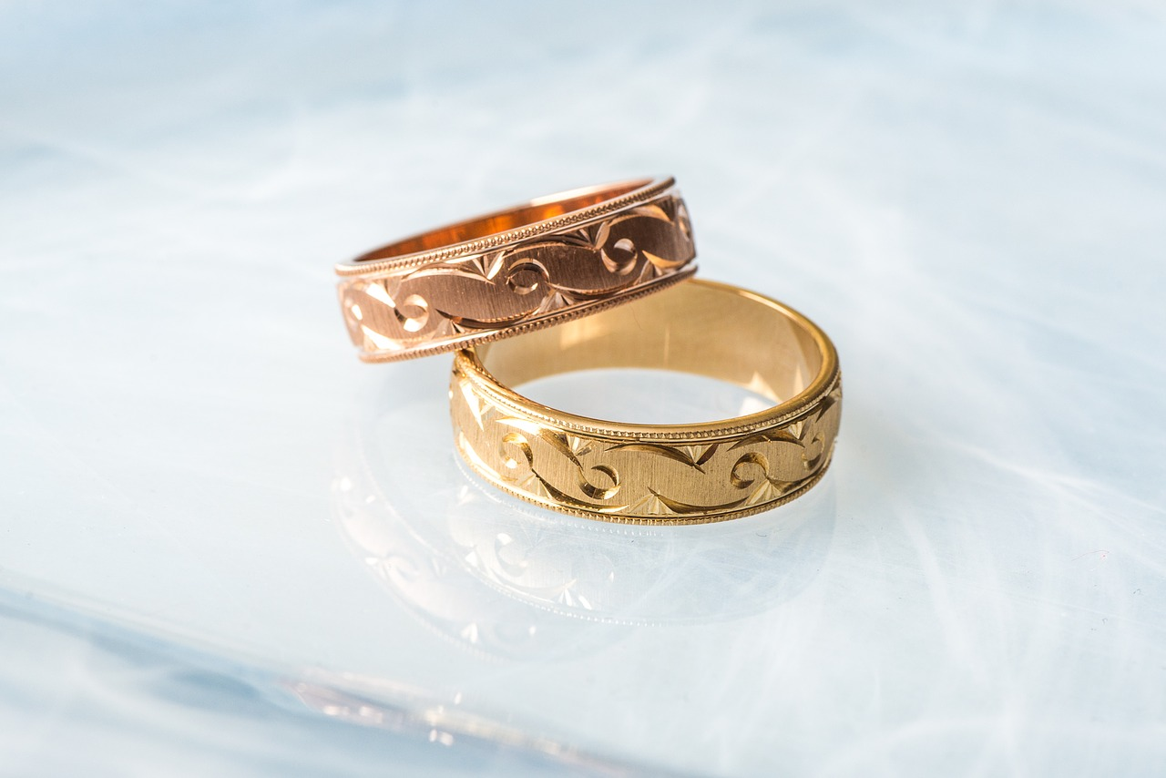 Why You Should Pick Rose Gold Wedding Rings